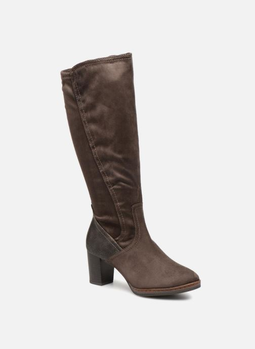 Boots & wellies Marco Tozzi LOUIE Brown detailed view/ Pair view