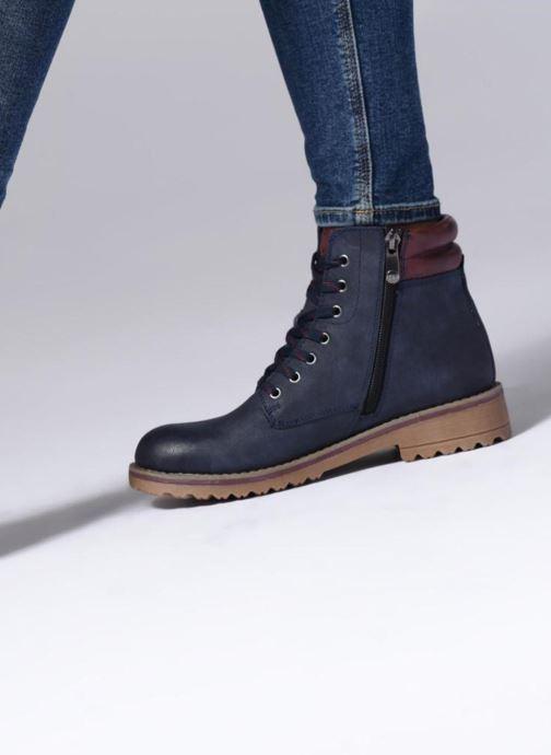 Boots en enkellaarsjes Marco Tozzi JALES Bruin onder