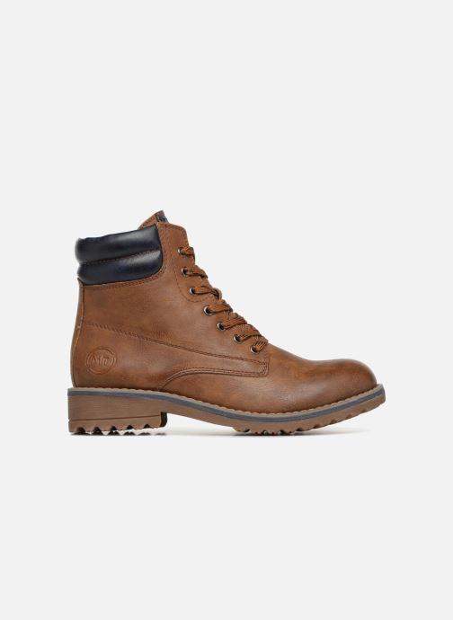 Boots en enkellaarsjes Marco Tozzi JALES Bruin achterkant