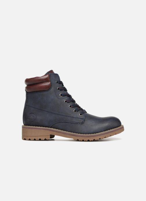Bottines et boots Marco Tozzi JALES Bleu vue derrière