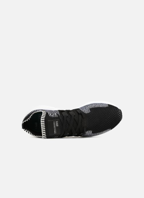 Trainers Adidas Originals Eqt Support Adv 2 Black view from the left