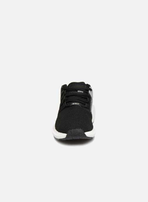 Sneakers adidas originals Eqt Support Adv 3 Nero modello indossato