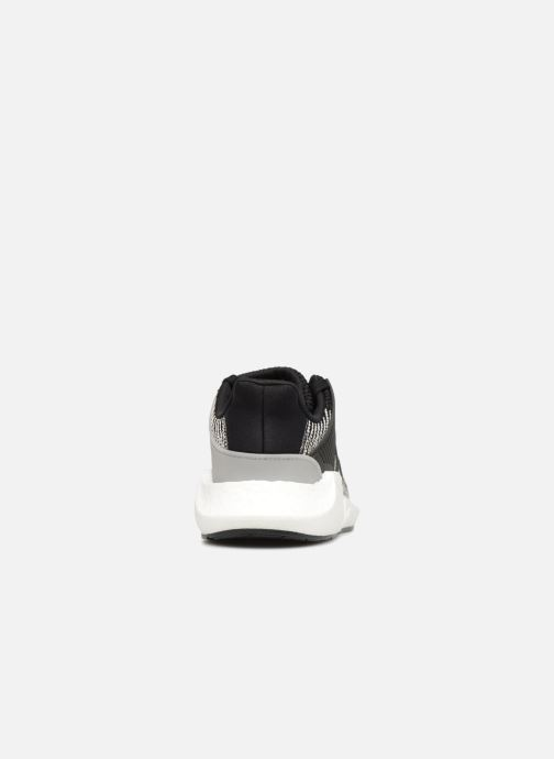 Trainers Adidas Originals Eqt Support Adv 3 Black view from the right