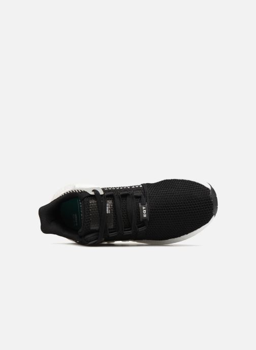 Trainers Adidas Originals Eqt Support Adv 3 Black view from the left