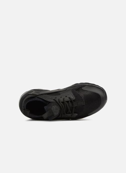 Baskets Nike Huarache Run Ultra (PS) Noir vue gauche