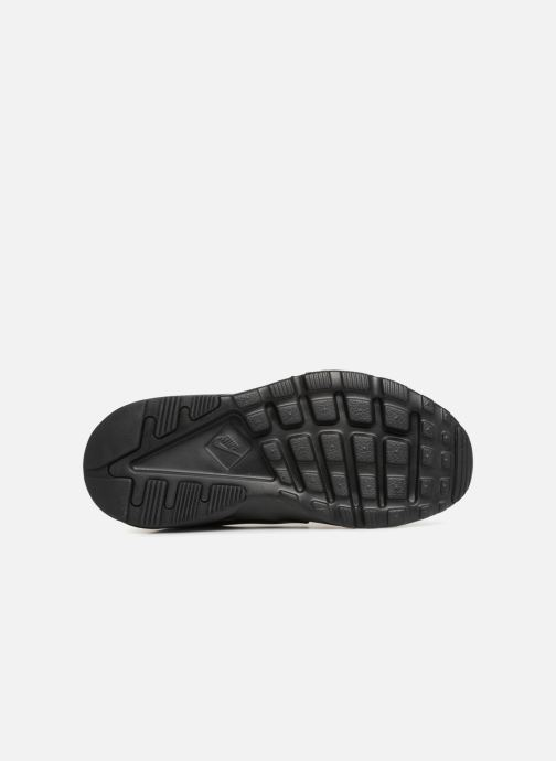 Trainers Nike Huarache Run Ultra (PS) Black view from above