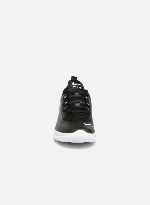 Baskets Nike Air Max Axis (GS) Noir vue portées chaussures