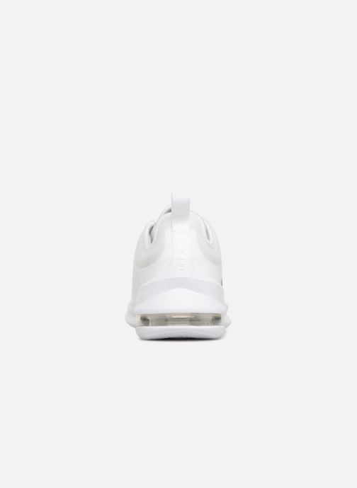 Deportivas Nike Air Max Axis (GS) Blanco vista lateral derecha