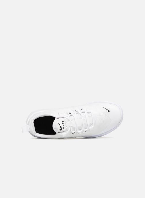 Deportivas Nike Air Max Axis (GS) Blanco vista lateral izquierda