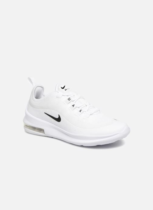 Baskets Nike Air Max Axis (GS) Blanc vue détail/paire