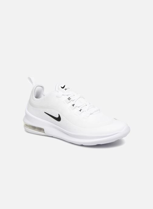 on sale 5d549 2c576 Baskets Nike Air Max Axis (GS) Blanc vue détail paire
