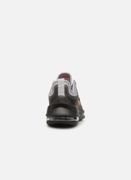 Deportivas Nike Air Max Axis (GS) Gris vista lateral derecha