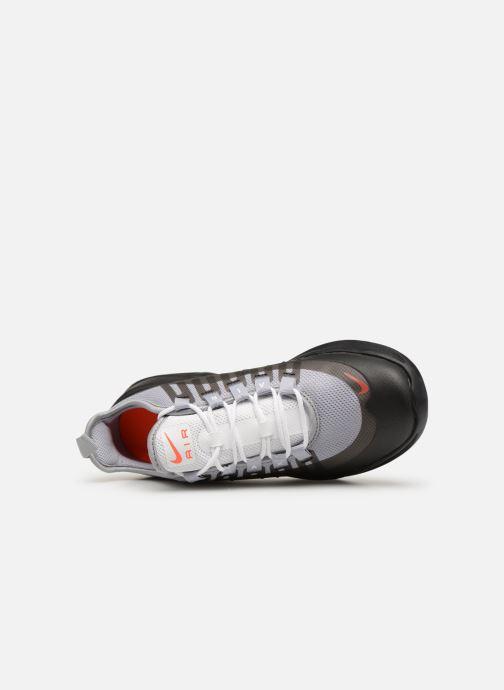 Baskets Nike Air Max Axis (GS) Gris vue gauche