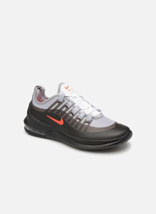 Baskets Nike Air Max Axis (GS) Gris vue détail/paire