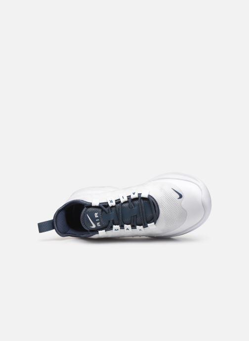 Baskets Nike Air Max Axis (GS) Blanc vue gauche