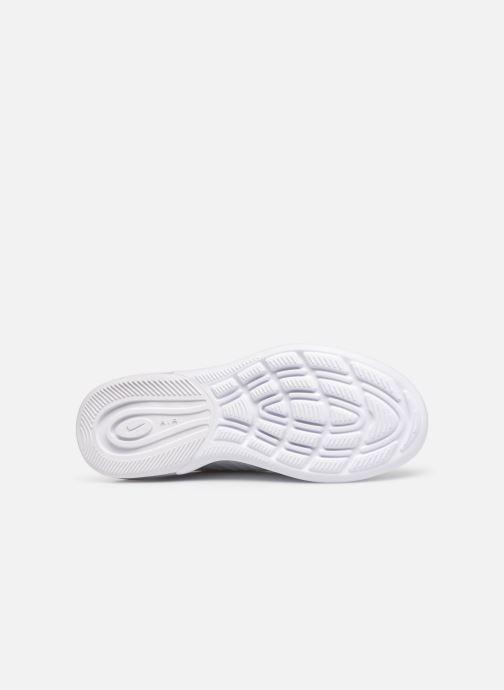 Baskets Nike Air Max Axis (GS) Blanc vue haut