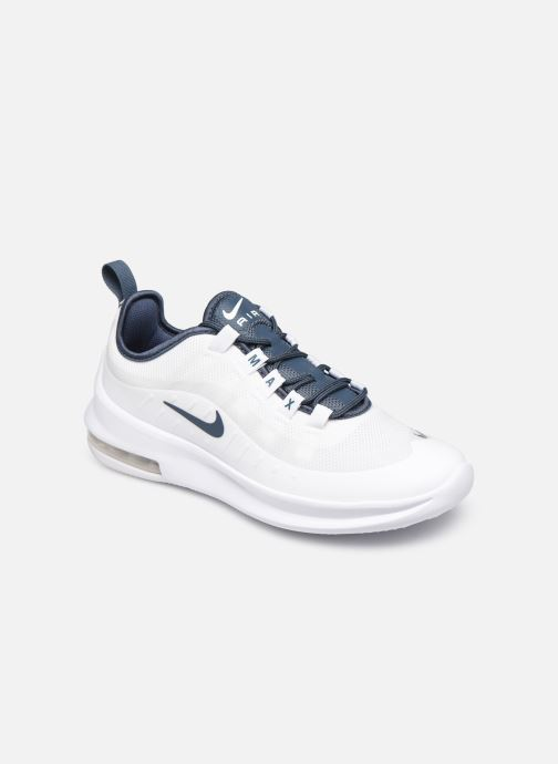 Baskets Nike Air Max Axis (GS) Blanc vue détail/paire