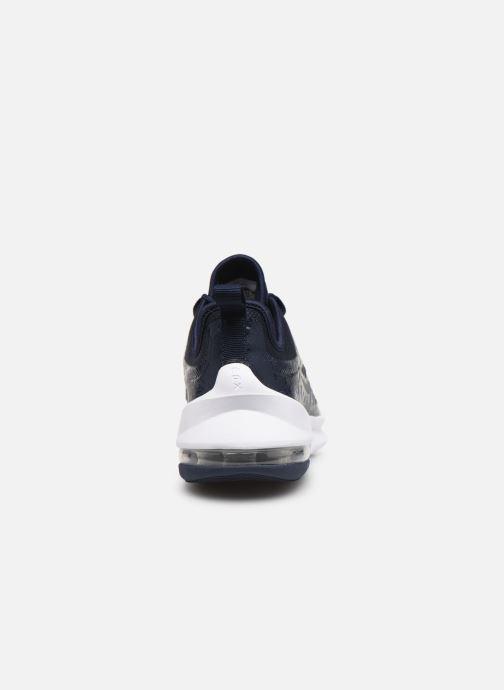 Baskets Nike Air Max Axis (GS) Bleu vue droite