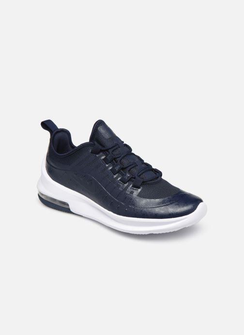 Baskets Nike Air Max Axis (GS) Bleu vue détail/paire