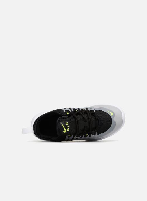 Deportivas Nike Air Max Axis (PS) Negro vista lateral izquierda