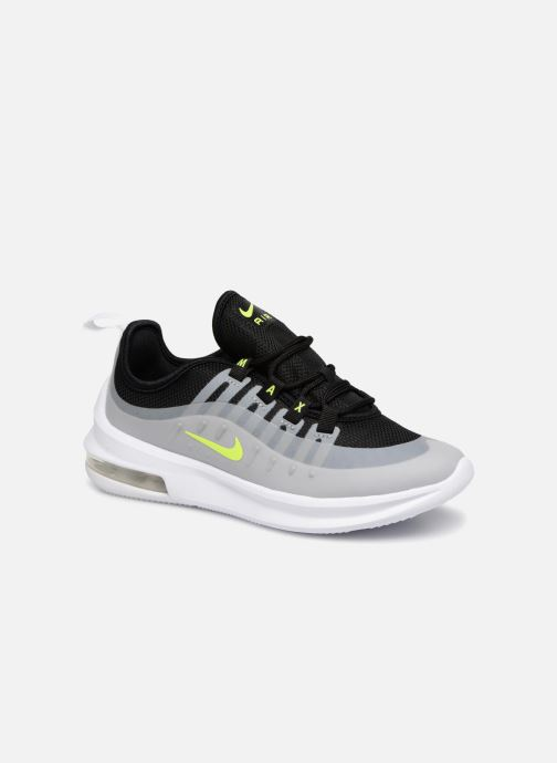 detailed look 67873 96278 Baskets Nike Air Max Axis (PS) Noir vue détail paire