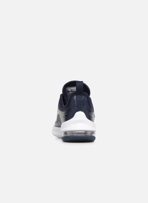 Baskets Nike Air Max Axis (PS) Bleu vue droite