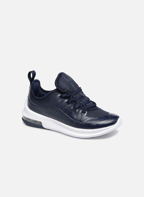 Baskets Nike Air Max Axis (PS) Bleu vue détail/paire