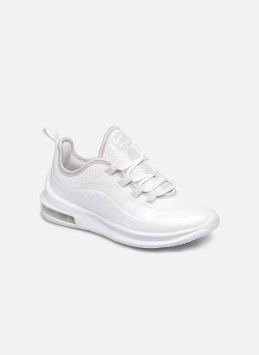 buy online c8459 33f41 Baskets Nike Air Max Axis (PS) Blanc vue détail paire
