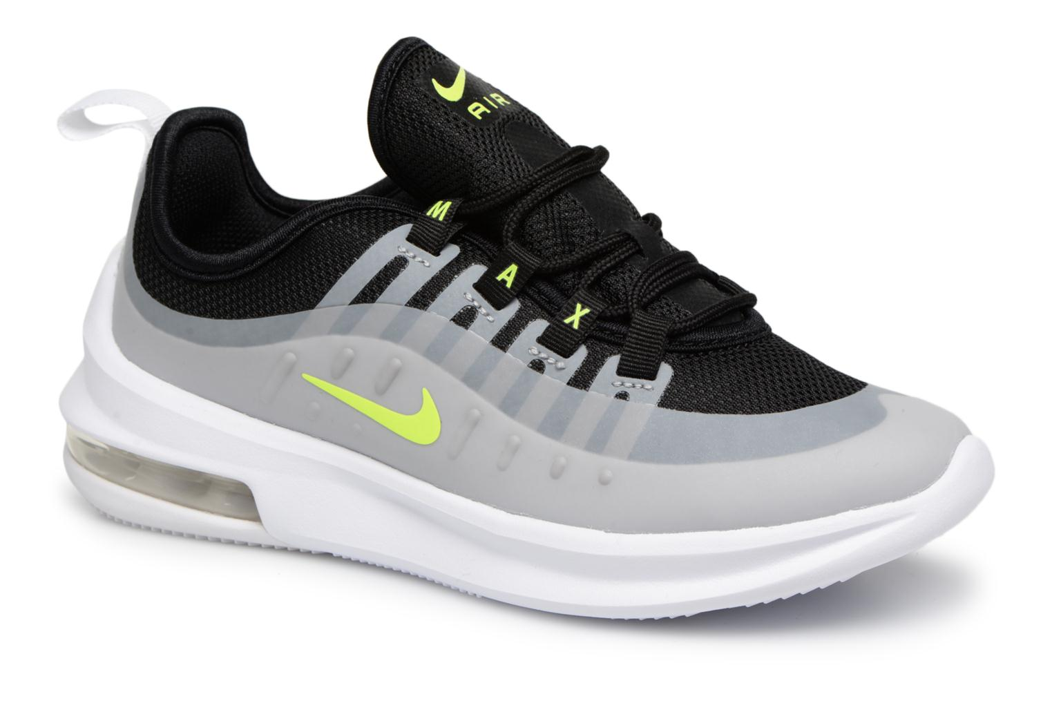 Trainers Nike Air Max Axis (PS) Black detailed view Pair view
