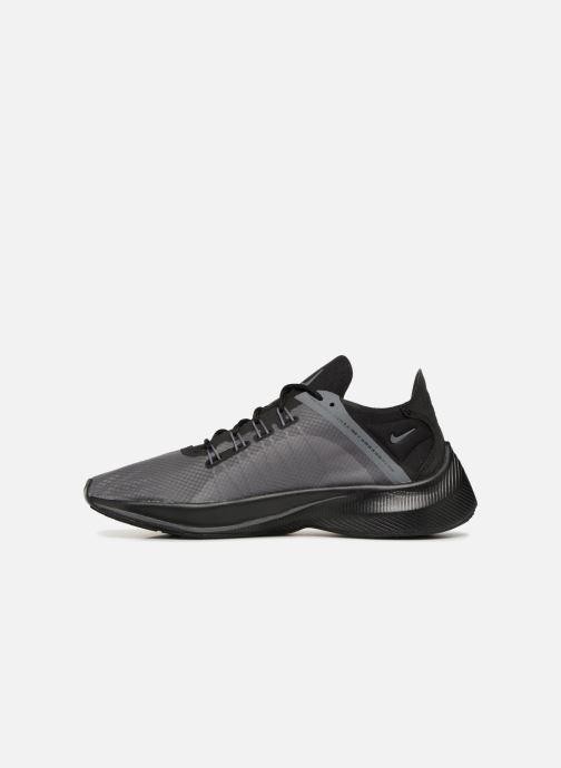 Sportschuhe Nike Future Fast Racer schwarz ansicht von vorne