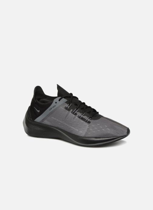 Sportschuhe Nike Future Fast Racer schwarz detaillierte ansicht/modell