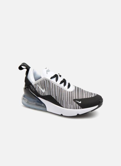 on sale 8118c ba48f Baskets Nike Air Max 270 (PS) Noir vue détail paire