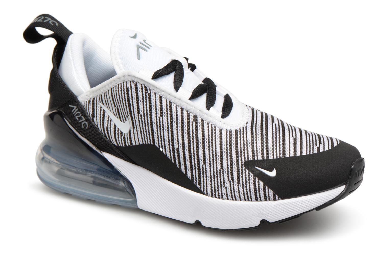 Baskets Nike Air Max 270 (PS) Noir vue détail/paire