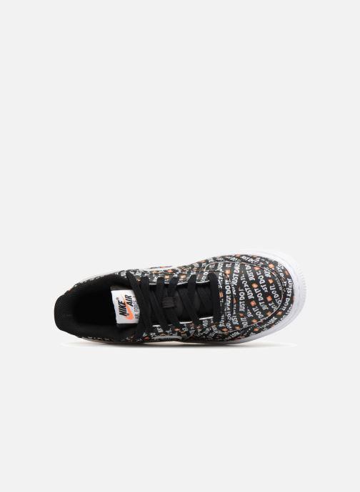 Sneakers Nike Air Force 1 JDI Premium Nero immagine sinistra