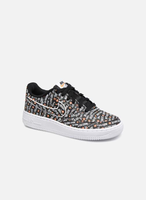 quality design f4cea 4a69d Sneakers Nike Air Force 1 JDI Premium Sort detaljeret billede af skoene