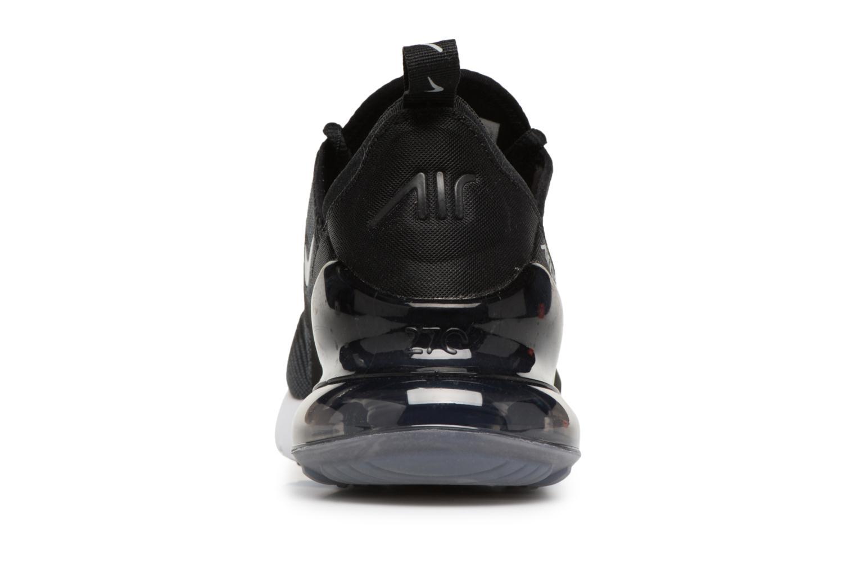 Sneakers Nike Air Max 270 Knit Jacquard Zwart rechts