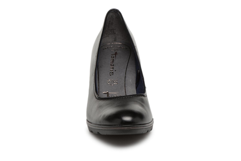 Escarpins Tamaris 22425 Noir vue portées chaussures