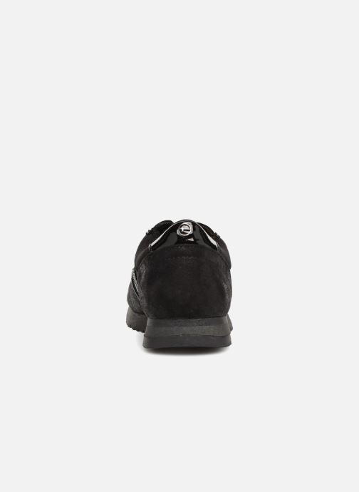 Baskets Tamaris 23601 Noir vue droite