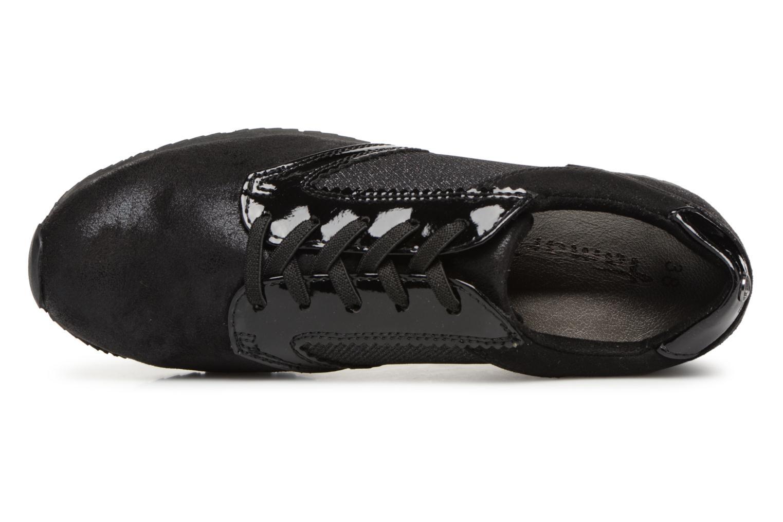 Sneakers Tamaris 23601 Nero immagine sinistra