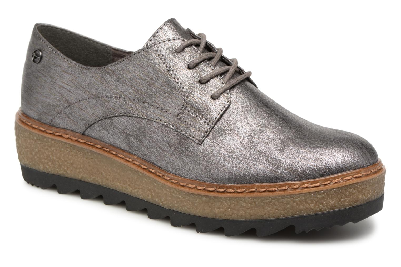 339410 23775 Chez Lacets Chaussures Sarenza Tamaris À gris 0XavBd