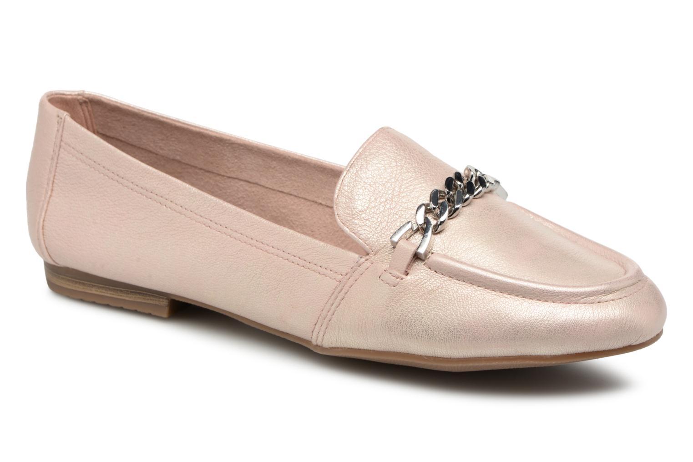 Tamaris 24214 24214 Tamaris (Pink) Loafers chez Sarenza (339411) d875df