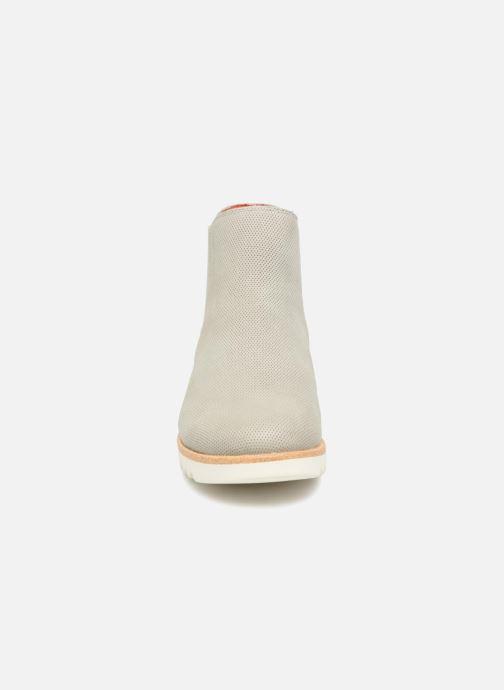 Bottines et boots Tamaris 25300 Gris vue portées chaussures