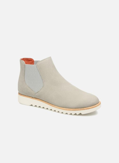 Bottines et boots Tamaris 25300 Gris vue détail/paire