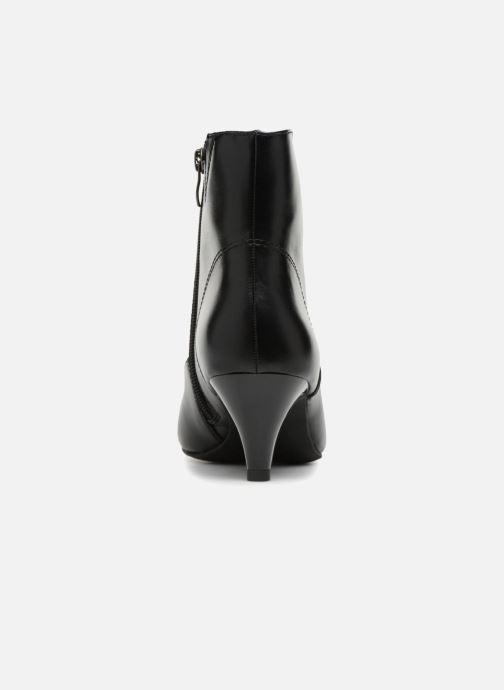 Bottines et boots Tamaris 25328 Noir vue droite