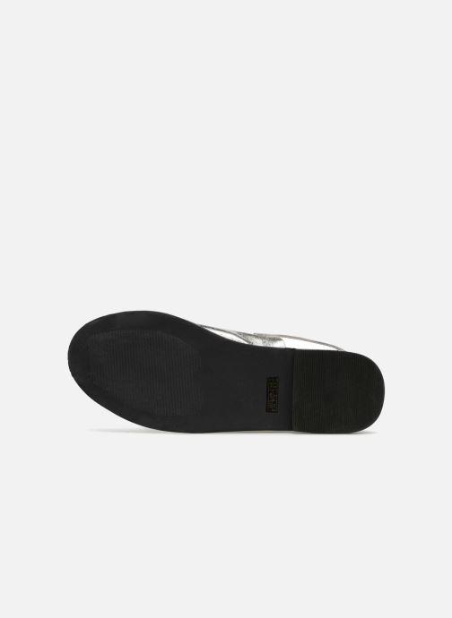 Sandaler Vero Moda Metalic sandal Silver bild från ovan