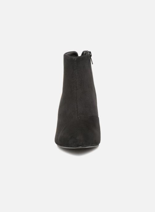 Stivaletti e tronchetti Vero Moda Low boot Nero modello indossato