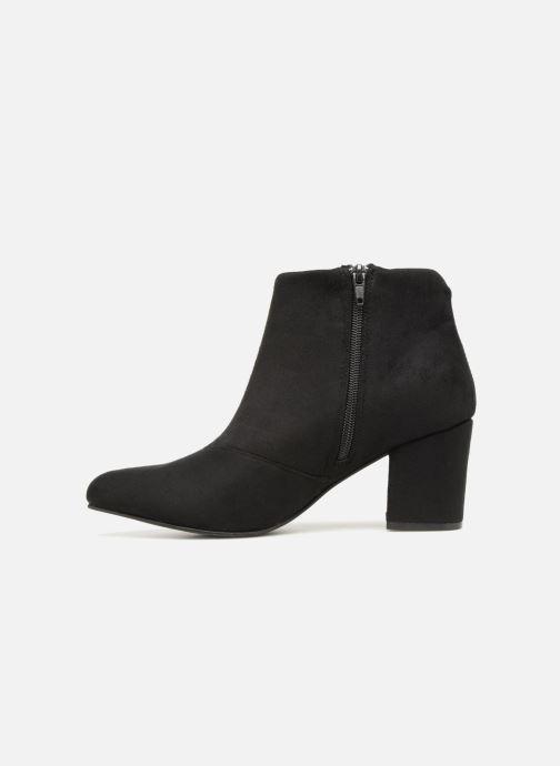 Bottines et boots Vero Moda Low boot Noir vue face