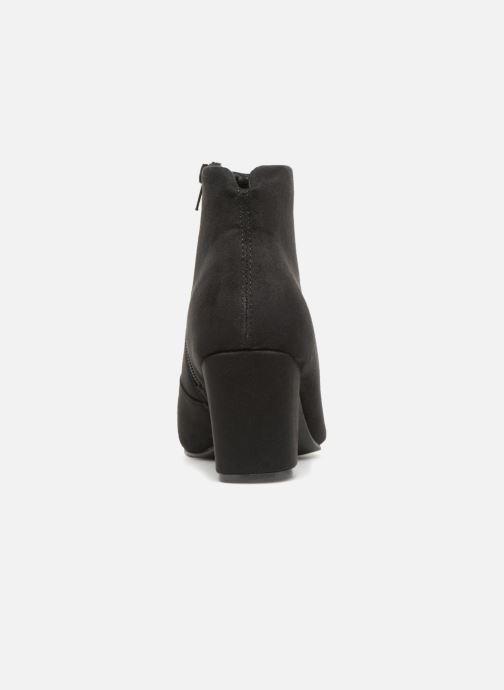 Bottines et boots Vero Moda Low boot Noir vue droite