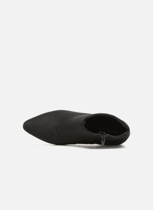 Boots en enkellaarsjes Vero Moda Low boot Zwart links