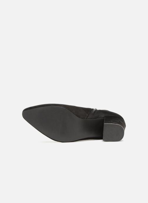 Bottines et boots Vero Moda Low boot Noir vue haut